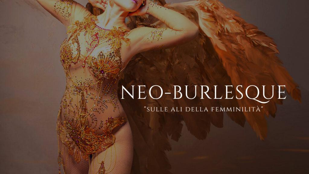 corso di Neo-Burlesque Accademia Showbiz