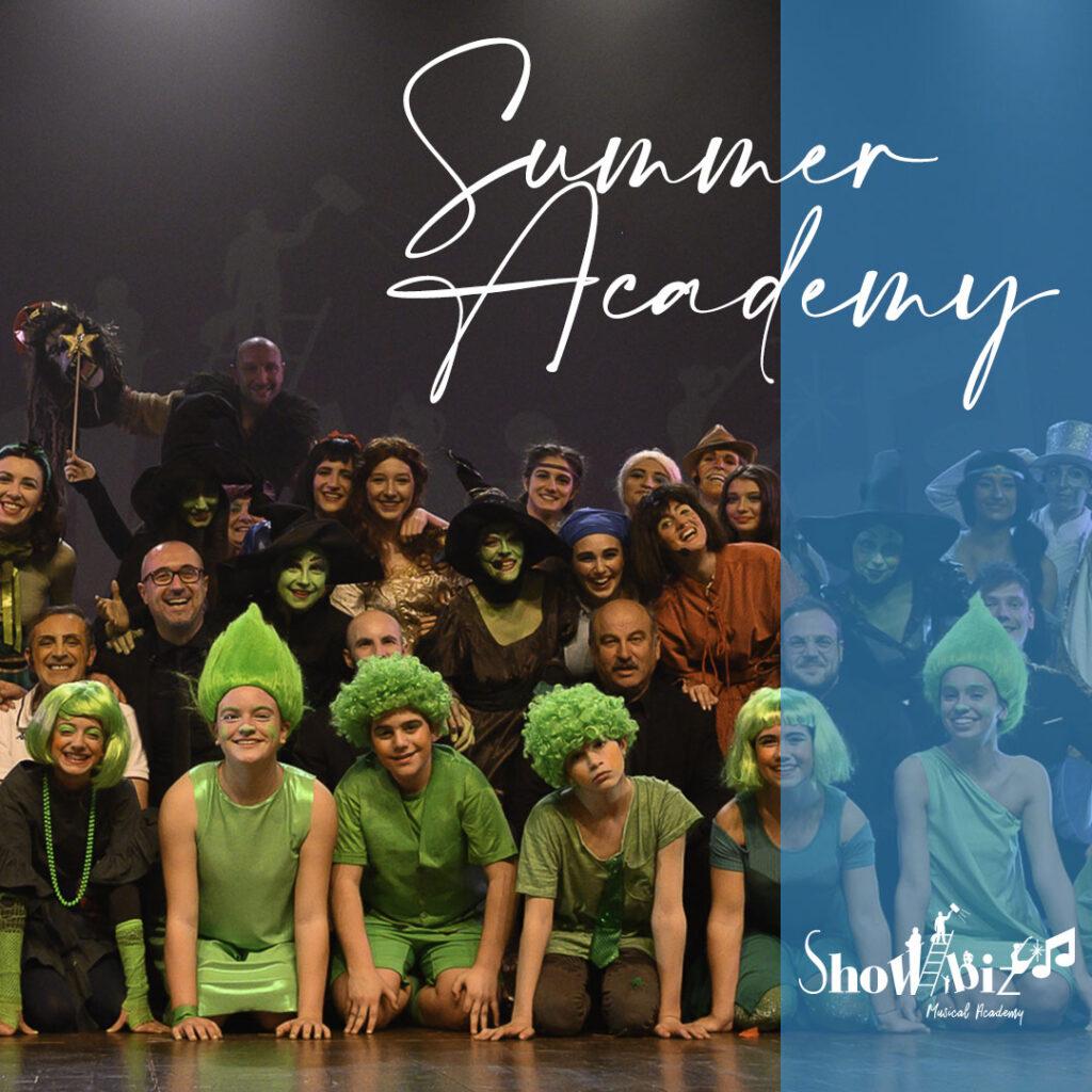 Summer Academy stage teatrale estivo